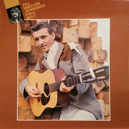 #<Artist:0x00007fad7dafc5f8> - The Waylon Jennings Files, Vol. 1