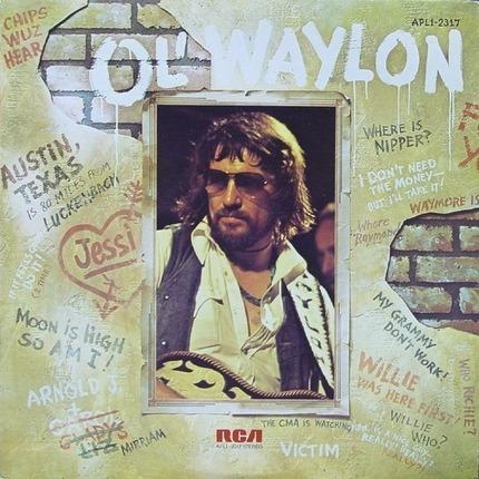#<Artist:0x00007f7b9e88f1f0> - Ol' Waylon
