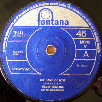 #<Artist:0x00007f8ec3ea8a90> - The Game of Love