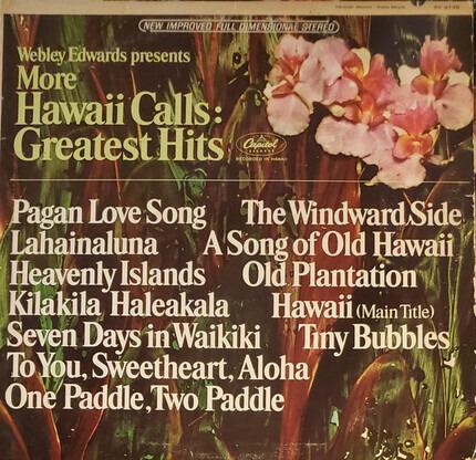 #<Artist:0x00007fc7440d12c8> - More Hawaii Calls: Greatest Hits