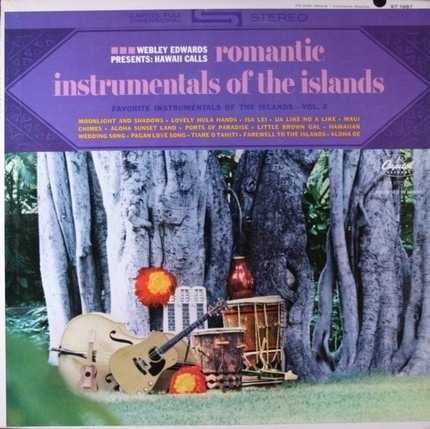 #<Artist:0x00007f20936196e8> - Romantic Instrumentals Of The Islands: Favorite Instrumentals Of The Islands - Vol.5