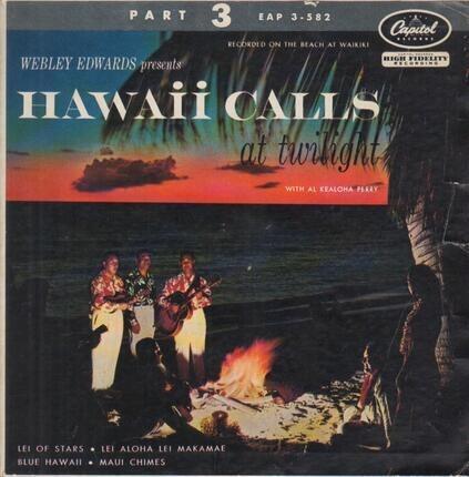 #<Artist:0x0000000008865bc0> - Hawaii Calls At Twilight Part 3