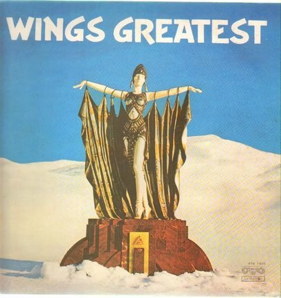 #<Artist:0x00007f97f9174088> - Wings Greatest