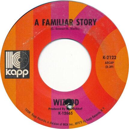 #<Artist:0x00007fb541935e88> - Come Away / A Familiar Story