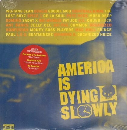 #<Artist:0x00007fcee1c48490> - America Is Dying Slowly