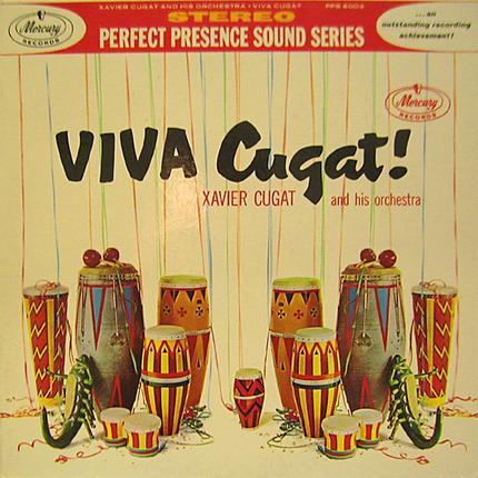 #<Artist:0x00007f410f9f6a80> - Viva Cugat!