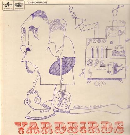 #<Artist:0x00007f7acbbd2bb0> - The Yardbirds (Roger The Engineer)