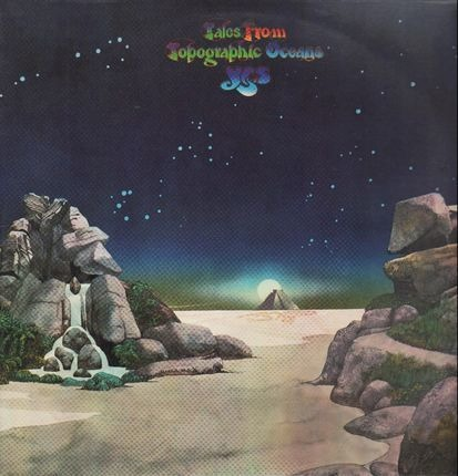 #<Artist:0x00007fcee34e2c30> - Tales from Topographic Oceans