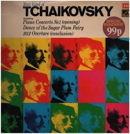 #<Artist:0x00007f740d5fdab0> - Piano Concerto No.1, Dance of the sugar plum factory a.o.