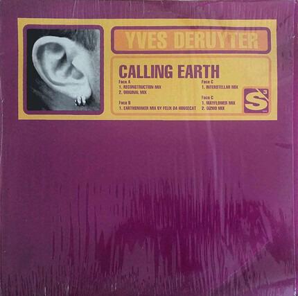 #<Artist:0x00007f73eba5c0d8> - Calling Earth
