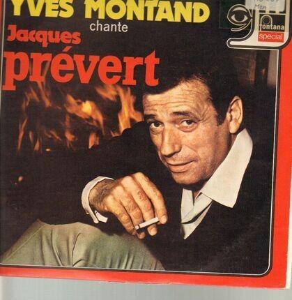 #<Artist:0x00007f1464a7f9c0> - Yves Montand Chante Jacques Prévert