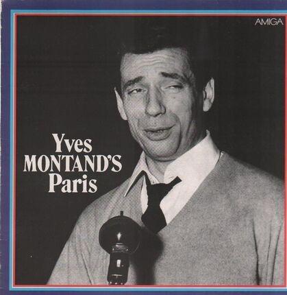 #<Artist:0x00007f21b1e0e5a0> - Yves Montand's Paris