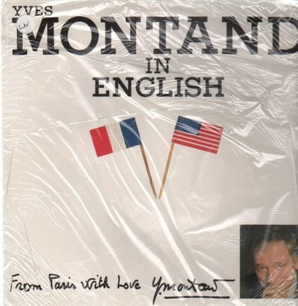 #<Artist:0x0000000006a1b408> - Yves Montand In English