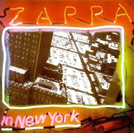 #<Artist:0x00007f45c0704088> - Zappa in New York