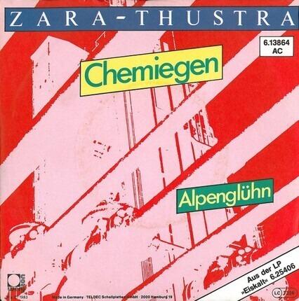 #<Artist:0x00007fbd5c967028> - Chemiegen / Alpenglühn