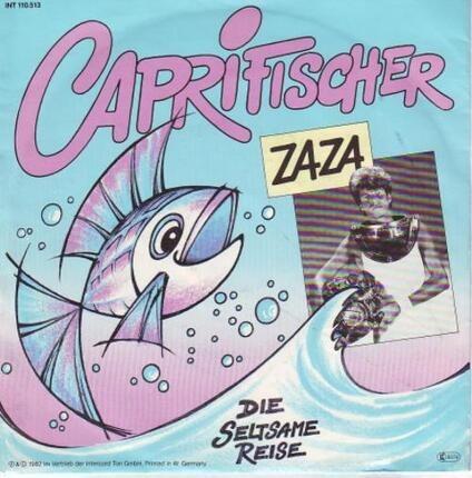 #<Artist:0x00007f412db22cd8> - Caprifischer / Die Seltsame Reise (Cruse Missile)