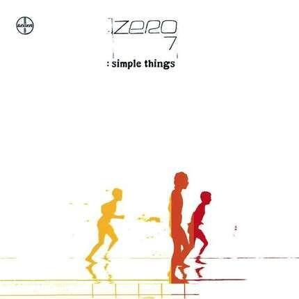 #<Artist:0x00007f83b0215030> - Simple Things (180g Vinyl 2lp)