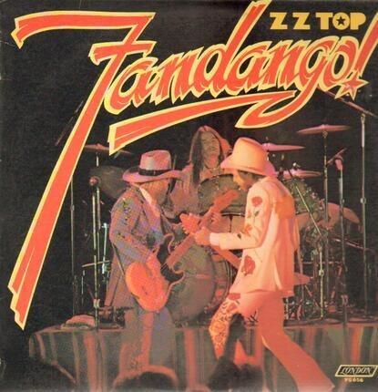 #<Artist:0x00007f4106b74050> - Fandango!