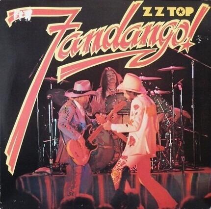 #<Artist:0x00007f648986b308> - Fandango!