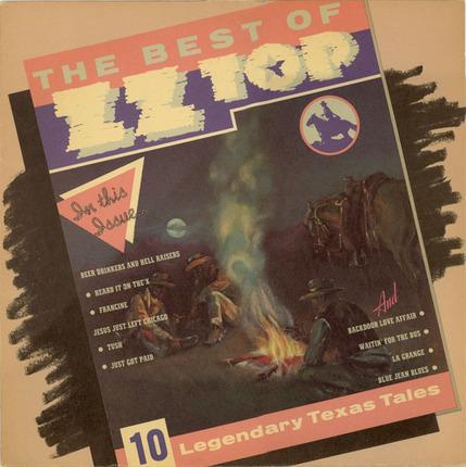 #<Artist:0x00007f412feebe58> - The Best Of ZZ Top