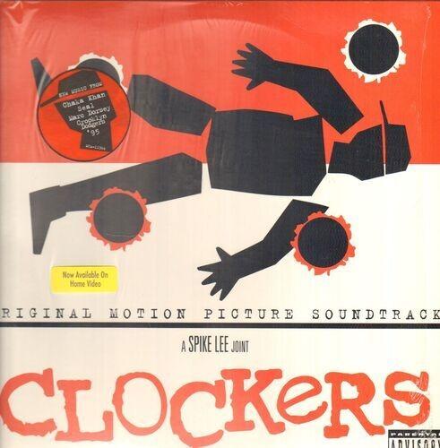 Chaka khan. marc dorsey. mega banton clockers (original motion picture soundtrack)