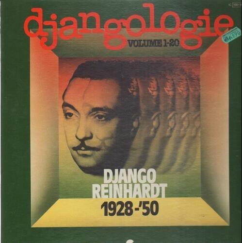 Django reinhardt djangologie volume 1 20(limited 20lp box)