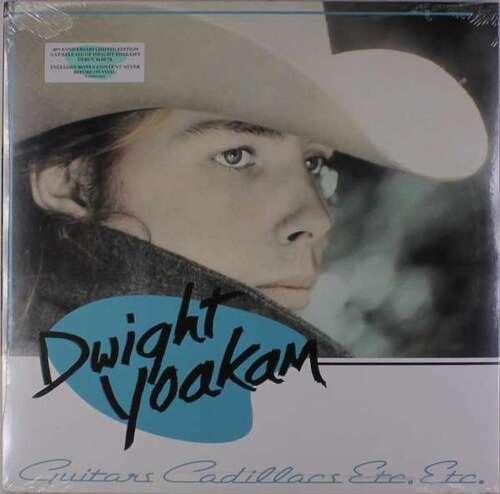 Dwight yoakam guitars..  deluxe