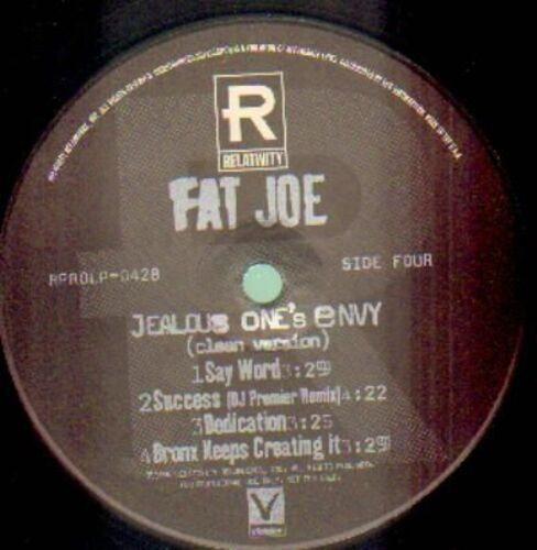 Fat joe jealous ones envy (clean version)