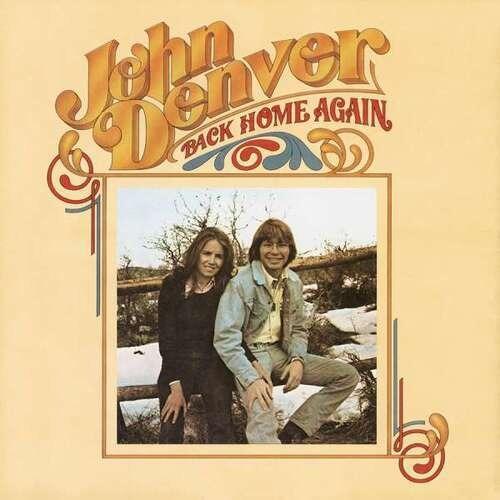 John denver back home again 1