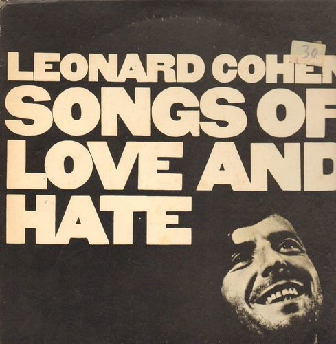 Leonard cohen songs of love and hate 15