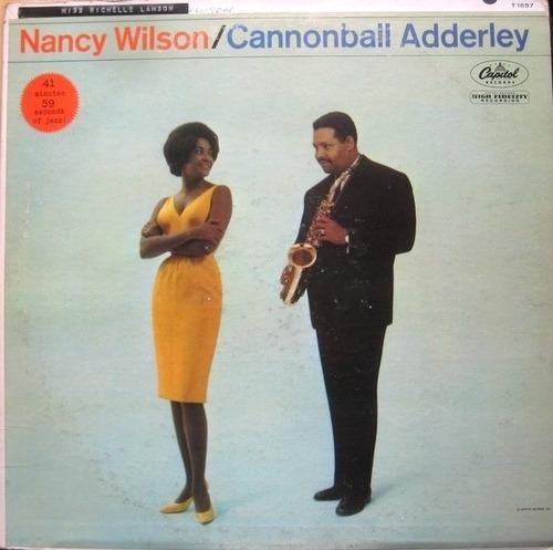 Nancywilsonthecannonballadderleyquintet nancywilsoncannonballadderley