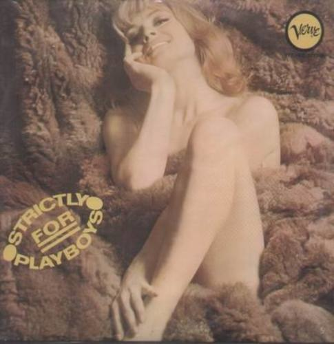 Various artists verve strictly for playboys