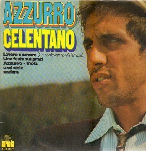 Adriano Celentano Alter