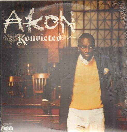 Konvicted - Akon | Double LP, CD | Recordsale