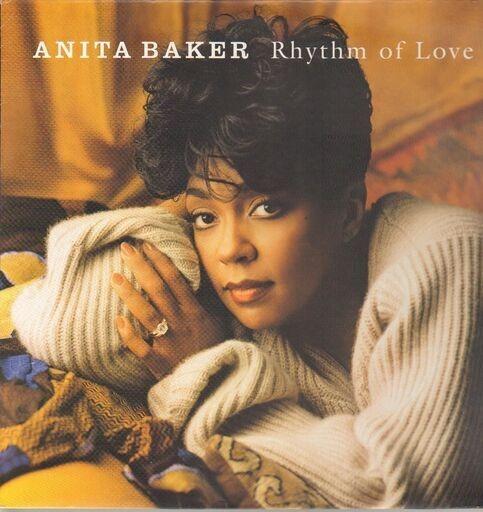 Anita Baker Alben Vinyl Schallplatten Recordsale