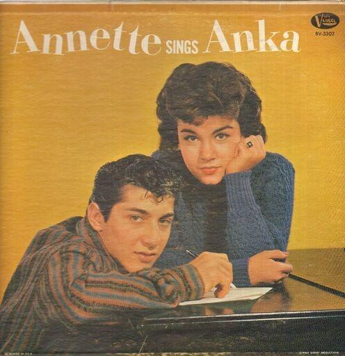 Annette Albums Vinyl Amp Lps Records Recordsale