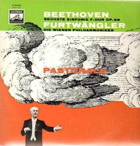Pastorale,, Furtwängler, Wiener Philh - Ludwig Van Beethoven | Vinyl |  Recordsale