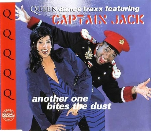 Another One Bites The Dust Captain Jack   CD   Recordsale