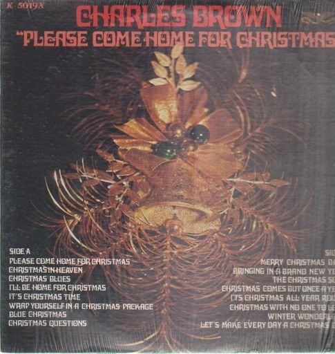 please come home for christmas charles brown lp recordsale