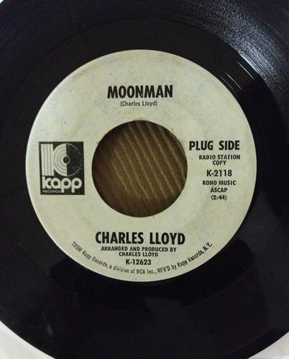 free shipping sneakers hot products Moonman - Charles Lloyd | 7'' | Recordsale