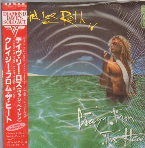 Crazy From The Heat David Lee Roth Vinyl Cd Recordsale