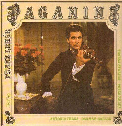 Paganini Franz Lehar Vinyl 7inch Mc Cd Recordsale