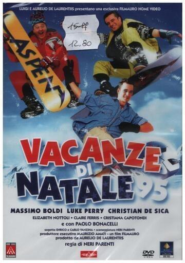 Frasi Vacanze Di Natale 95.Vacanze Di Natale 95 Streaming Ita