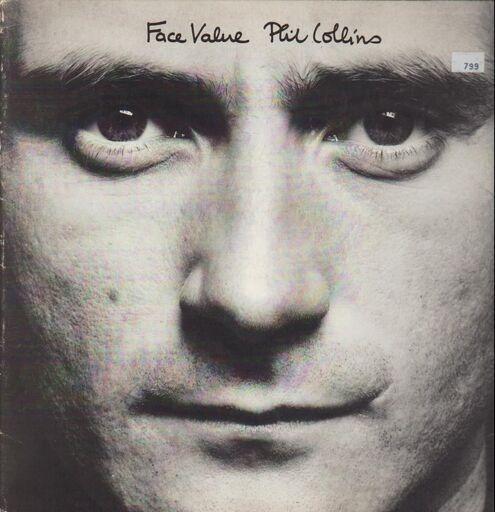 Face Value Phil Collins Lp Recordsale