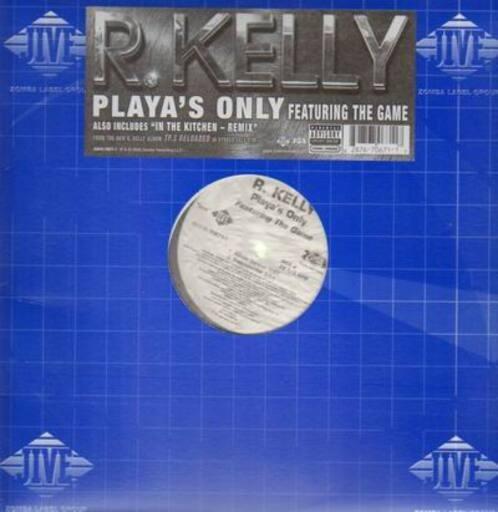 Playa S Only R Kelly Vinyl Recordsale