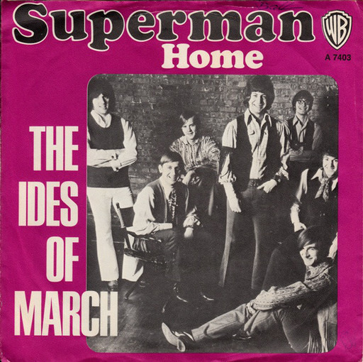 Superman - The Ides of March   7inch   Recordsale