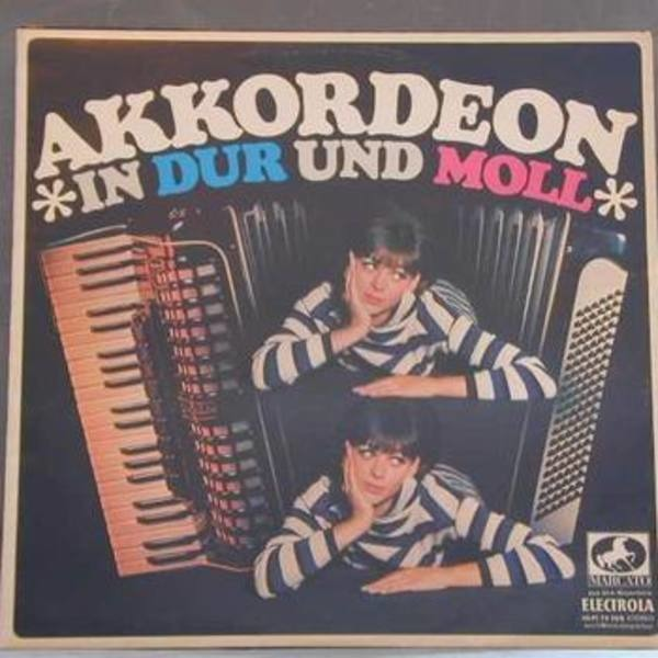VARIOUS ARTISTS - Akkordeon in Dur und Moll - 33T