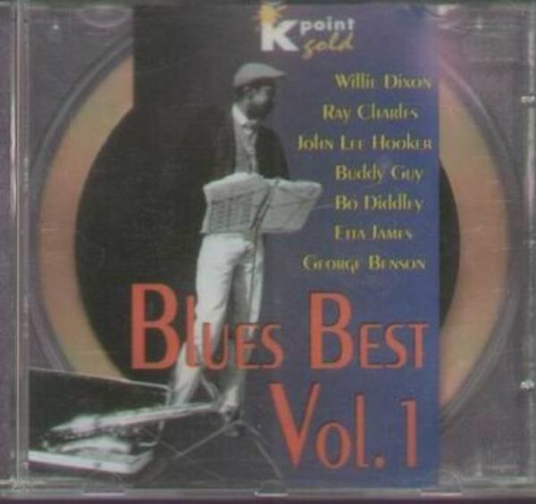 VARIOUS ARTISTS - Blues best Vol. 1 - CD