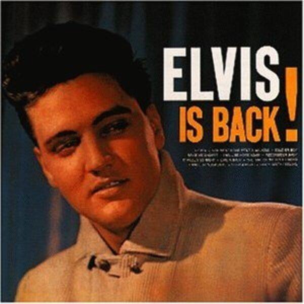 #<Artist:0x00007fd8e17cb980> - Elvis Is Back!