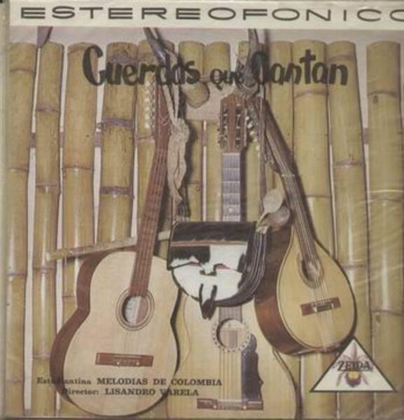 CUERDAS QUE CANTAN - Estereofonico - LP